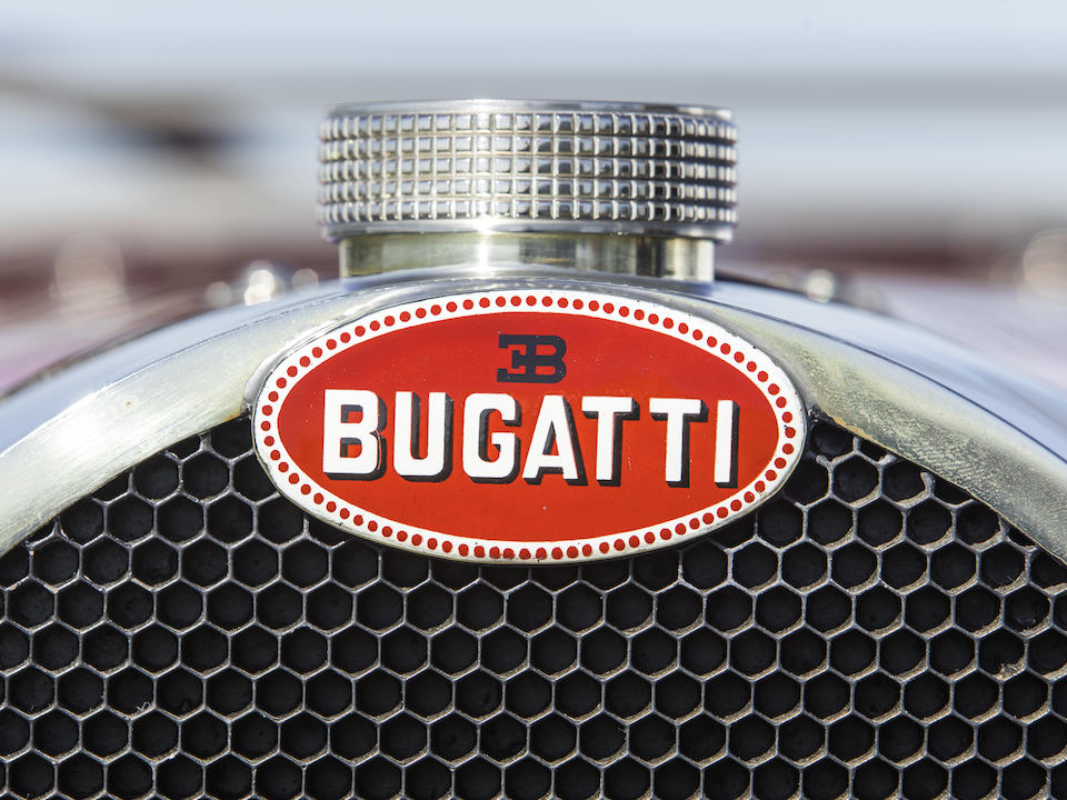 <b>1932 Bugatti Type 55 Super Sport Roadster</b><br />Chassis no. 55220<br />Engine no. 21