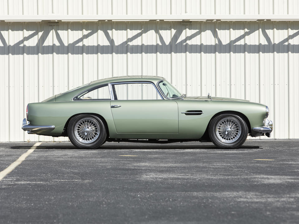 <b>1962 Aston Martin DB4 Series 4 GT-Engined Saloon</b><br />Chassis no. DB4/836/L<br />Engine no. 370/203/GT