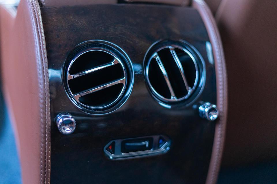 <b>2009 Bentley Brooklands Coupe</b><br />VIN. SCBCC41NX9CX13797