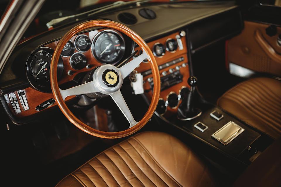 <B>1970 Ferrari 365 GT 2+2</B><br />Chassis no. 13989<br />Engine no. 13989GT