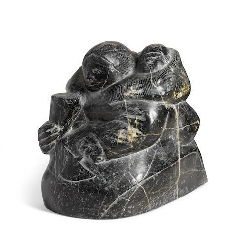 An Annie Markosie sculpture