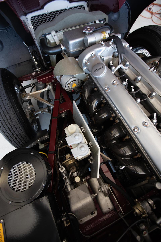 <B>1967 Jaguar E-Type 4.2-Liter Roadster</B><br />Chassis no. 1E 15634<br />Engine no. 7E-13500-9