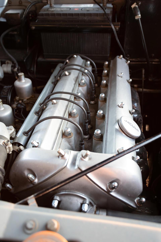 <b>1953 Jaguar Mark VII Sedan</b><br />Chassis no. 734637<br />Engine no. B1113-8