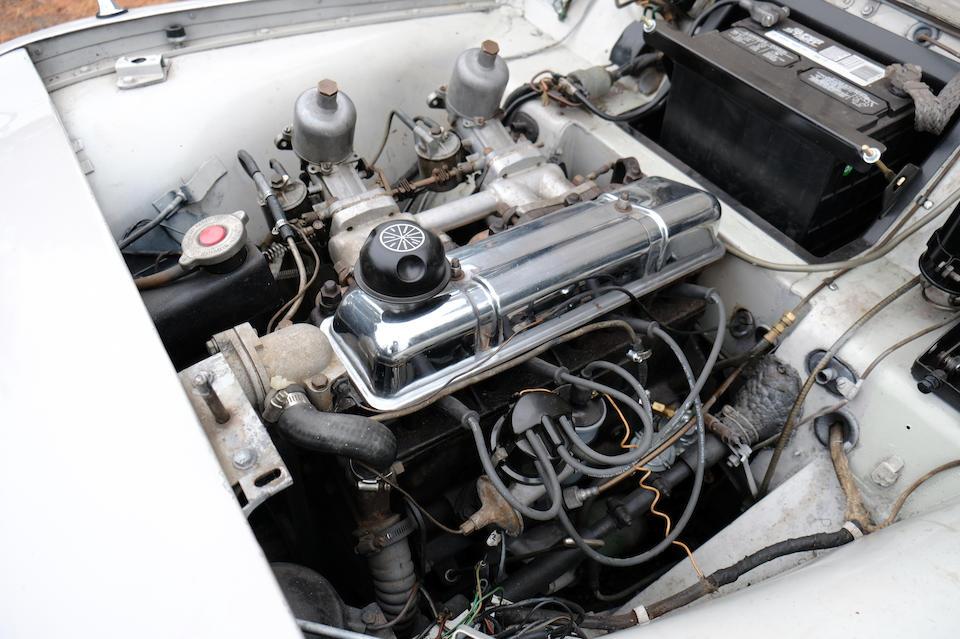 <b>1961 Triumph TR3A</b><br />Chassis no. TS78909 L