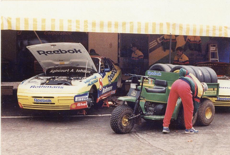 <b>1988 Porsche 944 Turbo Cup</b><br />VIN. WP0AA0950JN165082