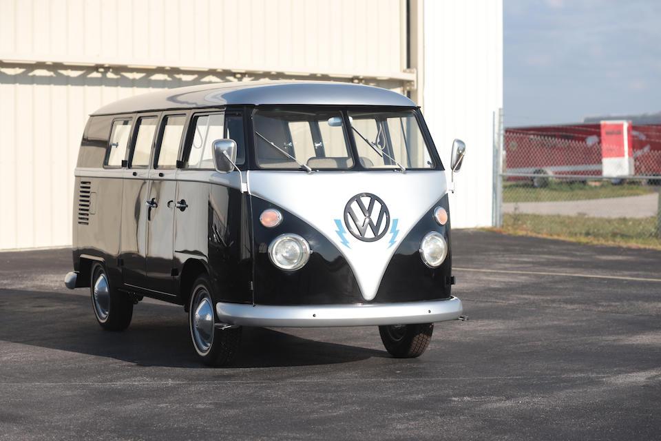 <b>1967 Volkswagen Type 2 Van - AKA The Volt-Wagen</b><br />Chassis no. 227069506