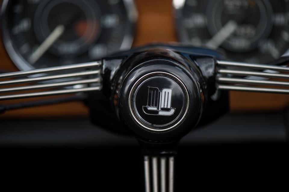 <b>1965 Triumph TR4A</b><br />Chassis no. 66 54053 L