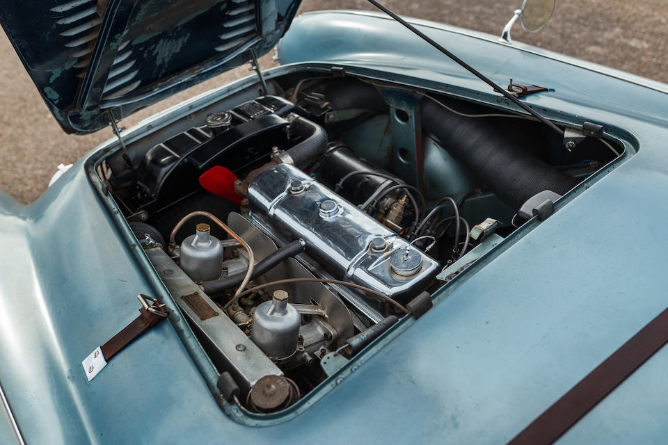 <b>1956 Austin-Healey 100M BN2 Le Mans Specification</b><br />Chassis no. BN2L230869<br />Engine no. 1B230869