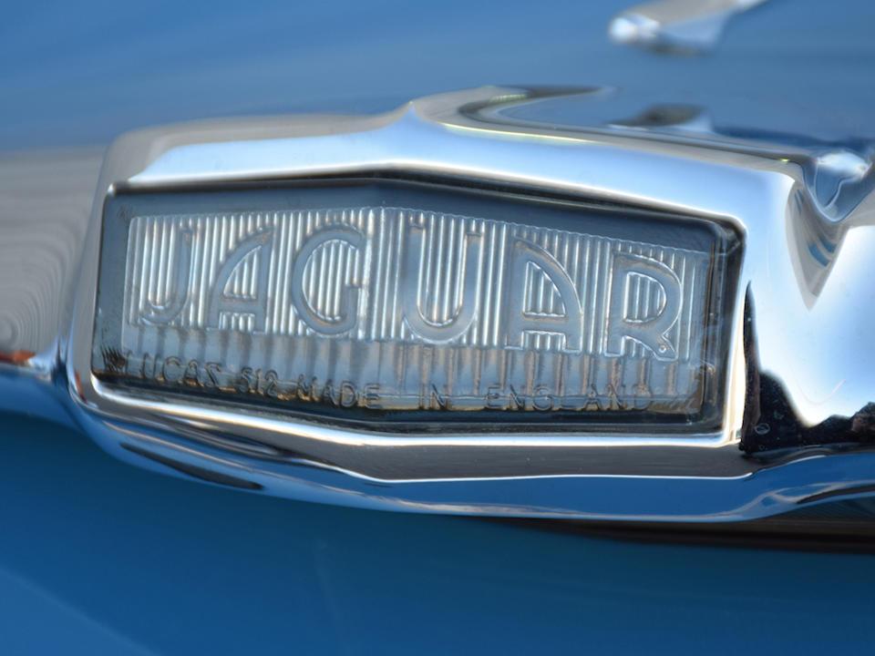 <b>1960 Jaguar XK150 3.8 Fixed Head Coupe</b><br />Chassis no. S847017<br />Engine no. VA2162-8