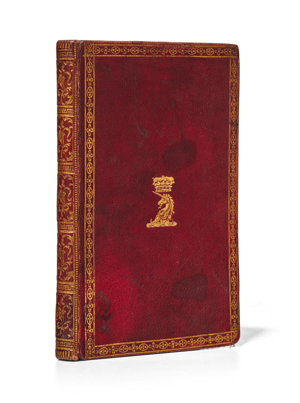 POSTEL, GUILLAUME. 1510-1581. Liber de Causis seu de Principiis & originibus Naturæ v-triusque.... Paris: S. Nivelle, 1552.