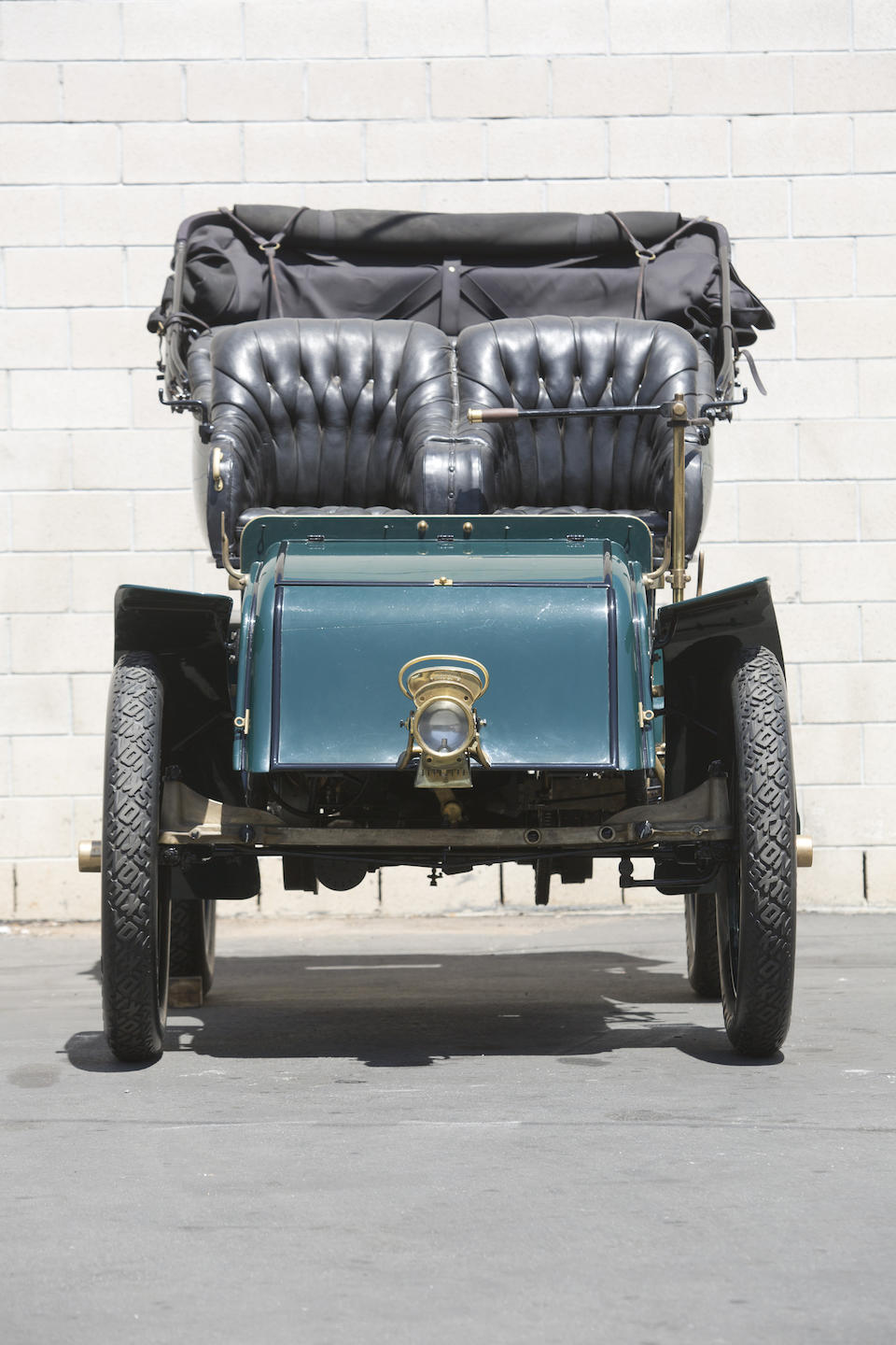 <b>1904 Knox 16/18HP Tudor 5-Passenger Touring</b><br />Chassis no. 312<br />Engine no. 839D