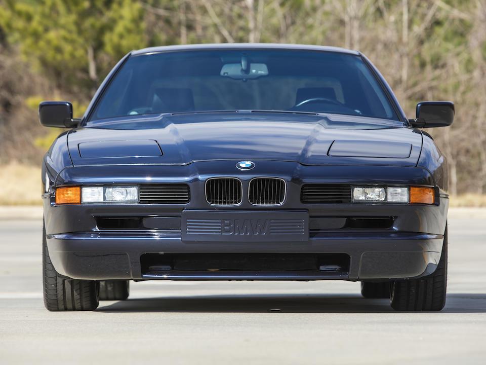 <b>1994 BMW 850CSi</b><br />VIN. WBSEG932XRCD00140