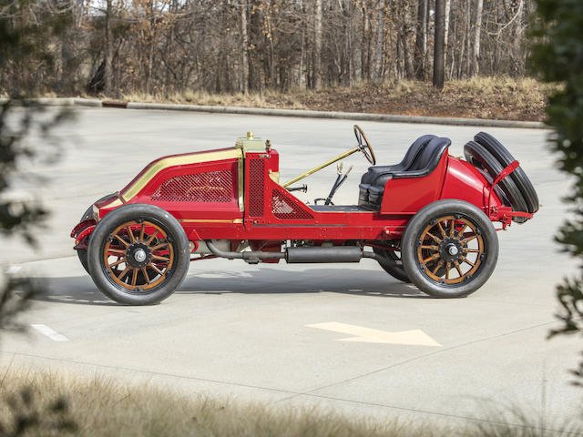 <b>1907 Renault Type AI 35/45HP Vanderbilt Racer</b><br />Chassis no. 8938<br />Engine no. 225