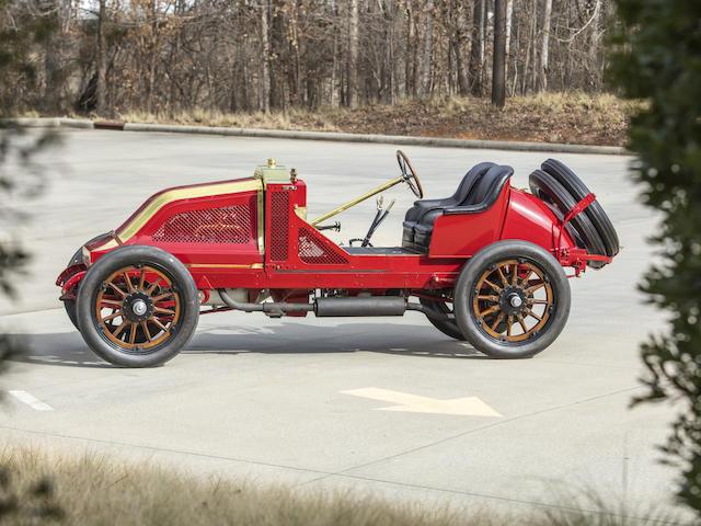 Ex James Melton, William Spear, Indianapolis Speedway Museum,1907 Renault Type AI 35/45HP Vanderbilt Racer  Chassis no. 8938 Engine no. 225