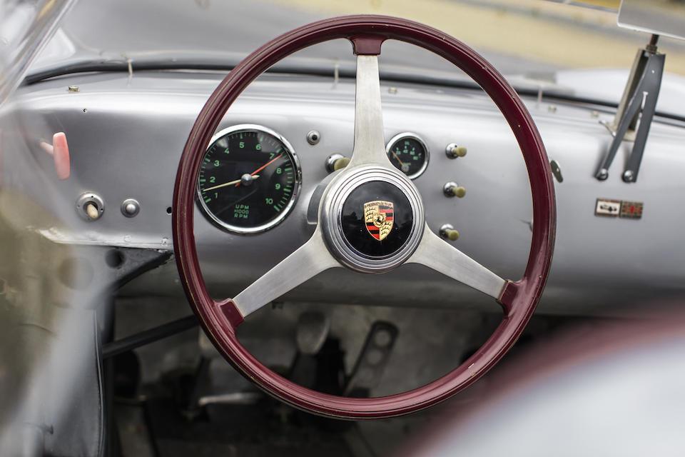 <b>1959 Porsche 718 RSK Spyder</b><br />  Chassis no. 718-031