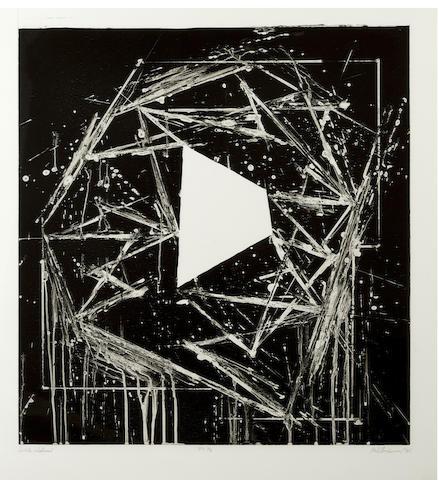 Mel Bochner (born 1940); White Island;