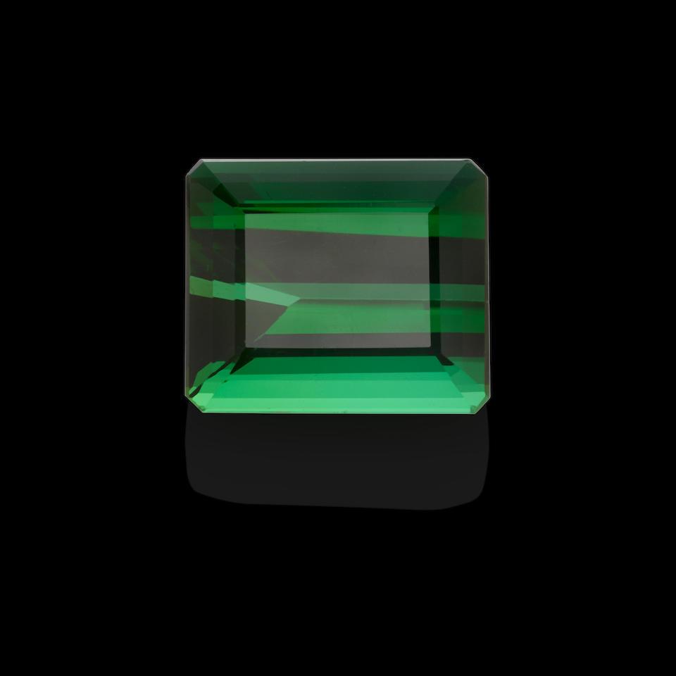 Rich Green Tourmaline