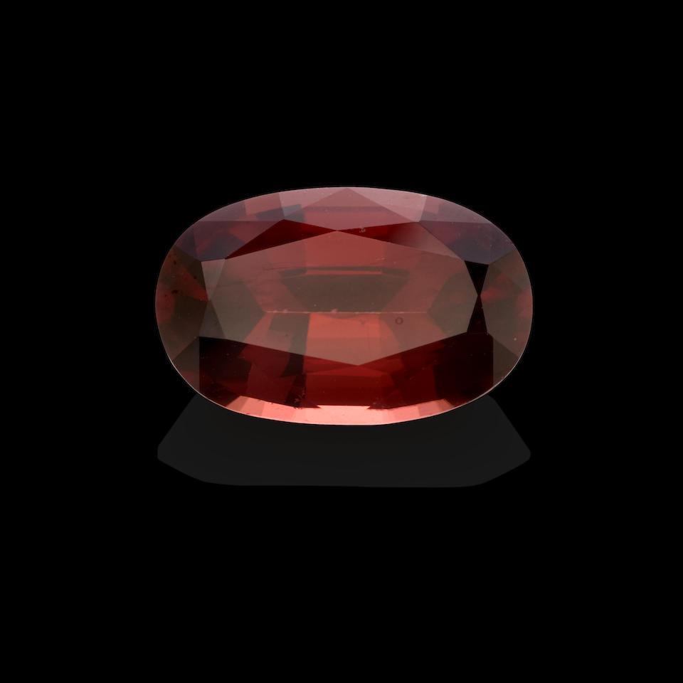 Reddish Brown Zircon