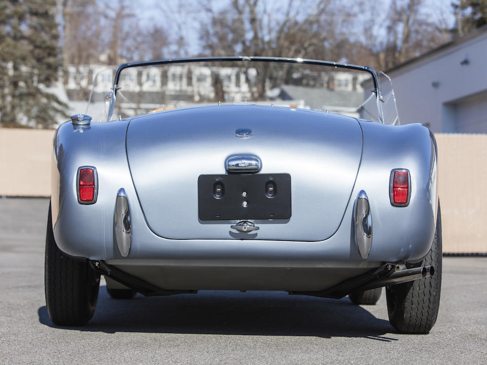 <b>1958 AC Ace-Bristol</b><br />Chassis no. BEX1019