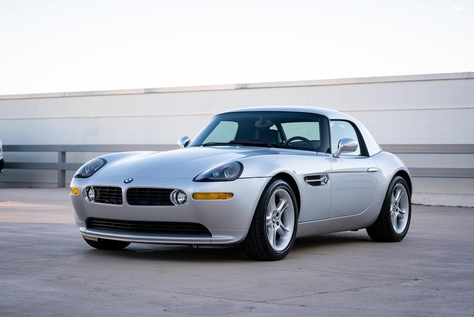 <b>2001 BMW Z8 Roadster</b><br />VIN. WBAEJ13451AH60573