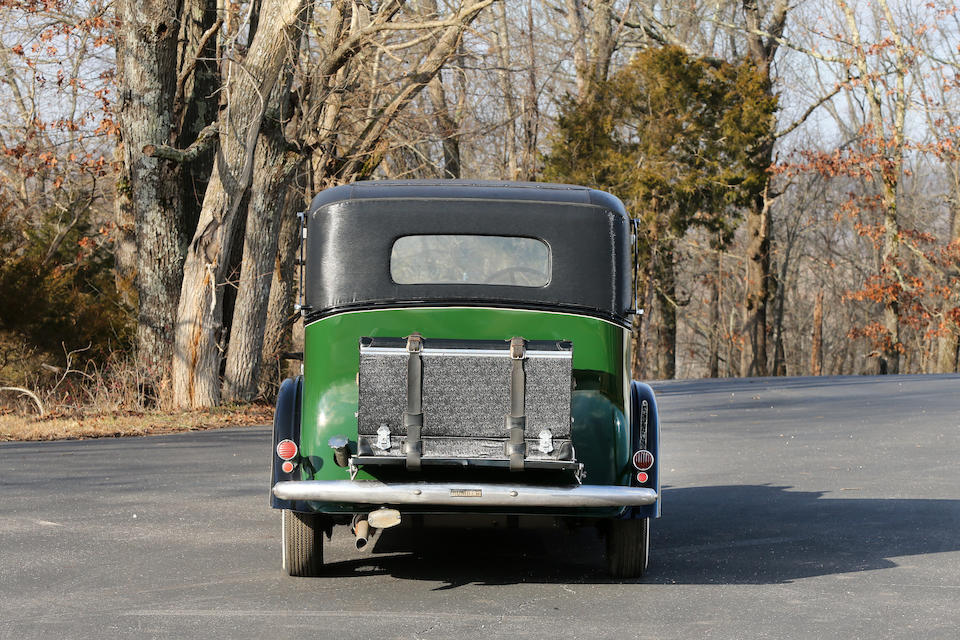 <b>1935 Humber Snipe 80 Saloon</b><br />Chassis no. 119240 <br />Engine no. 11933D