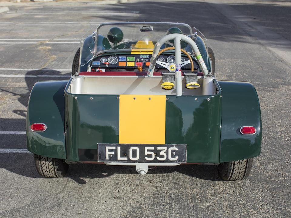 <b>1965 Lotus Super Seven S2</b><br />Chassis no. SB2088