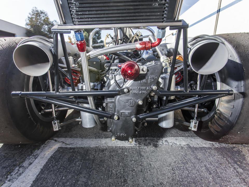 <b>1968 McLaren M6B-50</b><br />Engine no. LG500-271