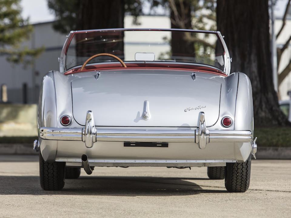 <b>1954 Austin-Healey 100-4 BN1</b><br />Chassis no. BN1-L/160376<br />Engine no. 1B214883