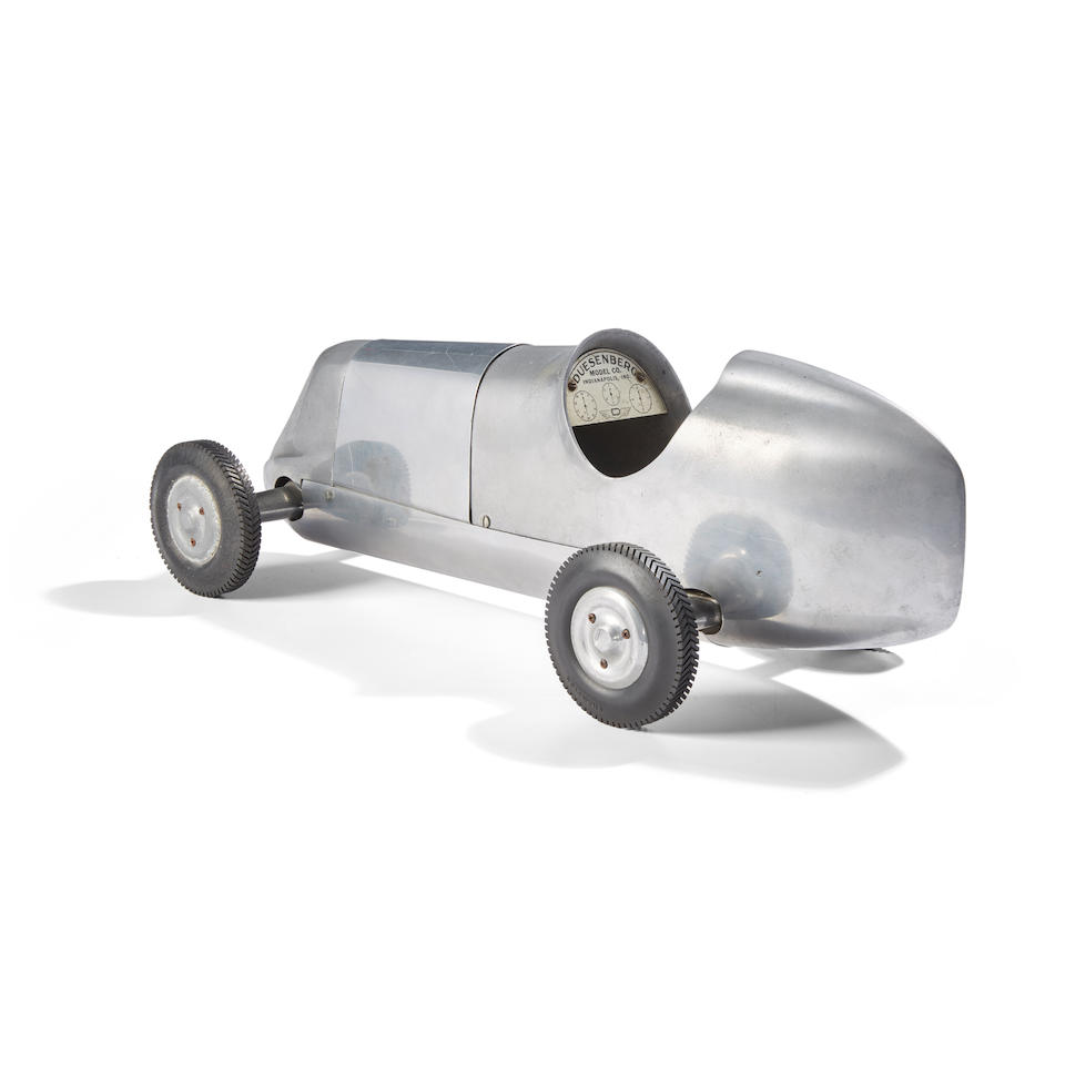 "A rare Duesenberg ""Indianapolis Speedway D-1"" pylon racing car, American, 1940-41,"