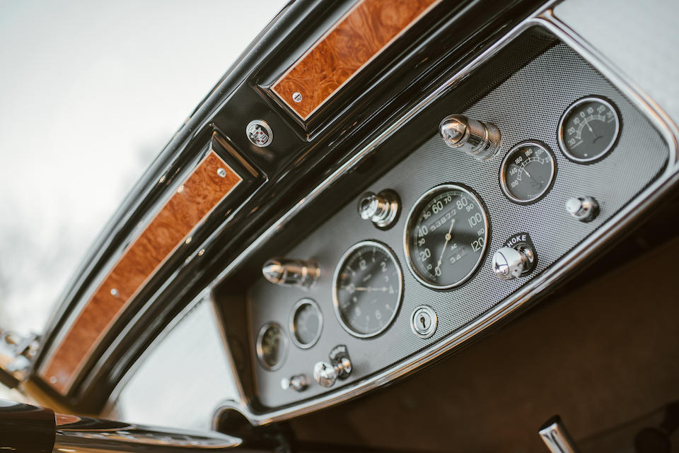 <b>1931 Cadillac Series 452A V-16 Coach Sill Convertible</b><br />Chassis no. 7-2921<br />Engine no. 702807