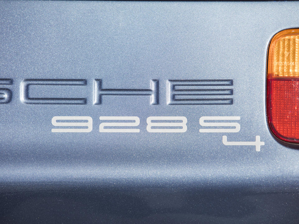 <b>1987 Porsche 928 S4</b><br />VIN. WP0JB0925HS861242