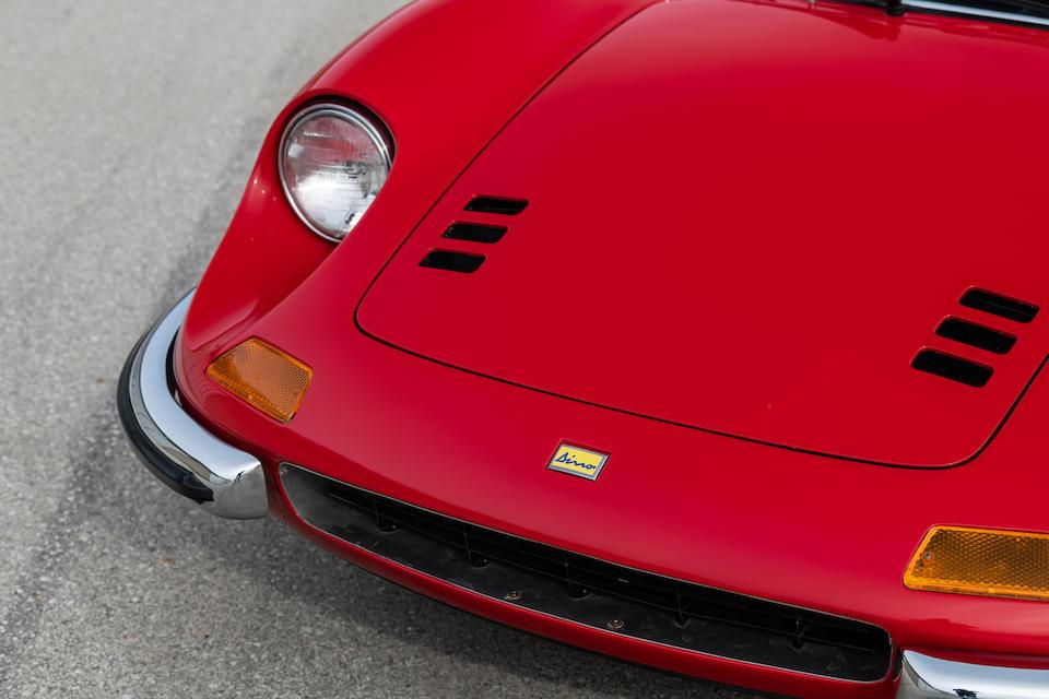 <b>1974 Ferrari Dino 246GTS</b><br />Chassis no. 07658