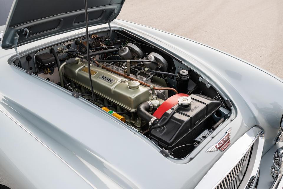 <b>1963 Austin-Healey 3000 MK II BJ7</b><br />Chassis no. H-BJ7L/22747<br />Engine no. 3659