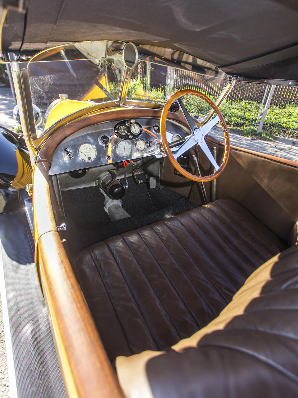 <b>1925 Bugatti Type 30 Sports Tourer</b><br />Chassis no. 4725<br />Engine no. 418 (see text)