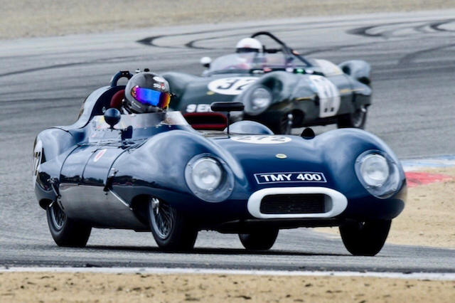 TWO ENTRY TICKETS TO A DAY OF THE SONOMA SPEED FESTIVAL, HISTORIC CAR RACES
