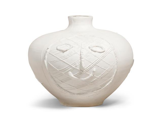 Pablo Picasso (1881-1973); Grand Vase Écossais;