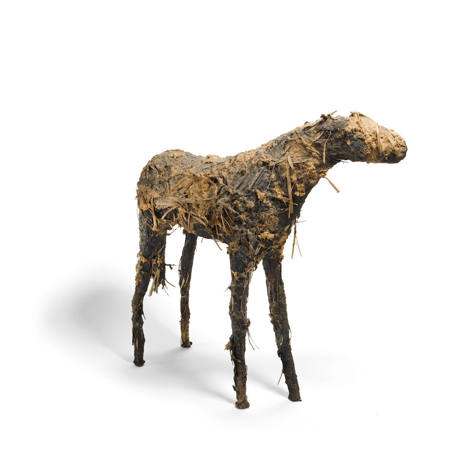 DEBORAH BUTTERFIELD (B. 1949) Small Horse, 1980