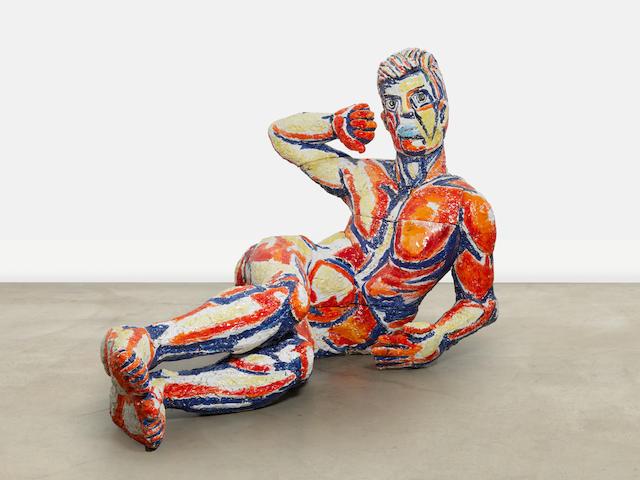 VIOLA FREY (1933-2004) Homage, 1985-87