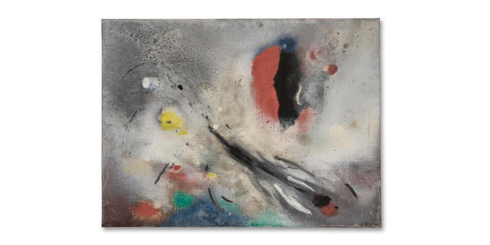 Edmondo Bacci (Italian, 1913-1978) Untitled