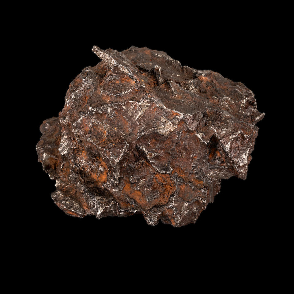Sikhote-Alin Meteorite Shrapnel - Complete Individual