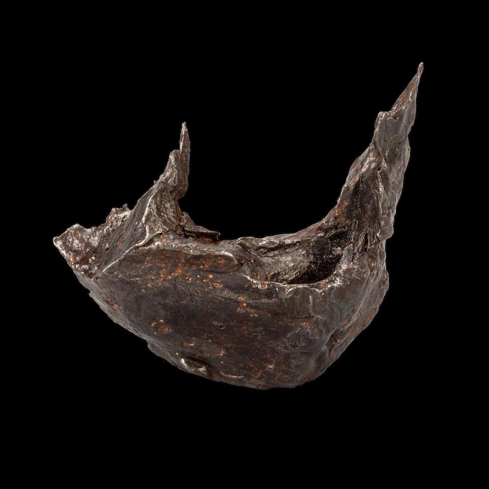 Oriented Sikhote-Alin Meteorite – Complete Individual