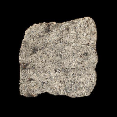 NWA 12269 Meteorite - Slice