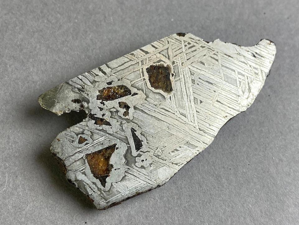 Glorieta--A Pallasite from New Mexico