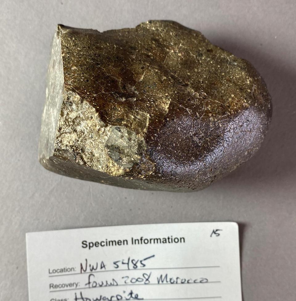 NWA 5485 Meteorite Main Mass