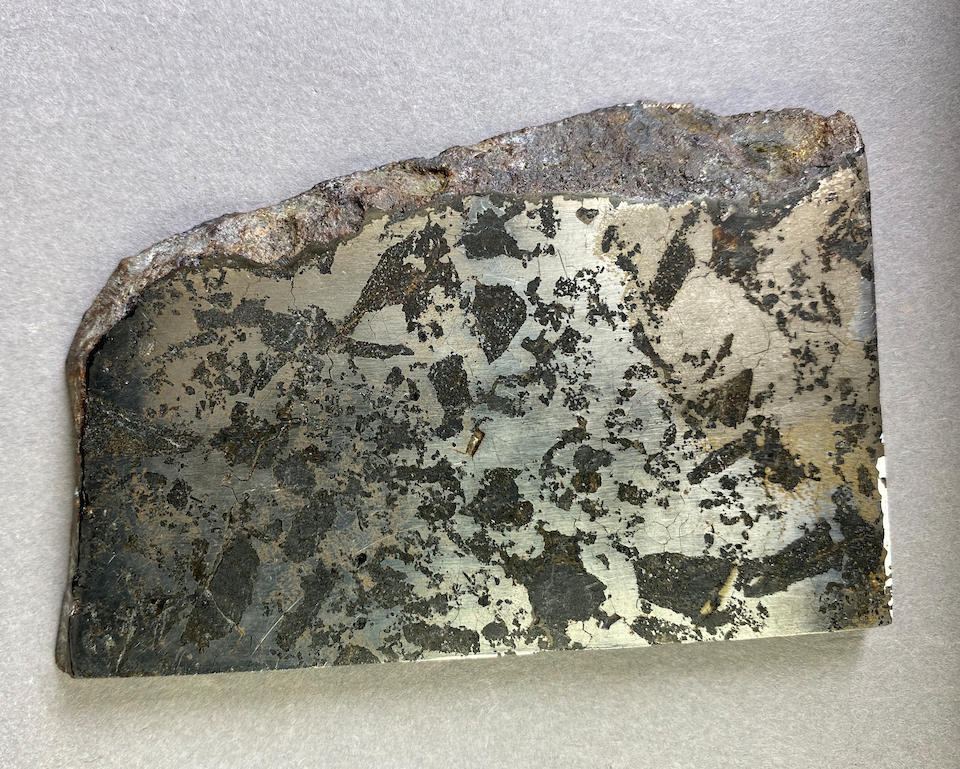 Landes--A West Virginia Iron Meteorite
