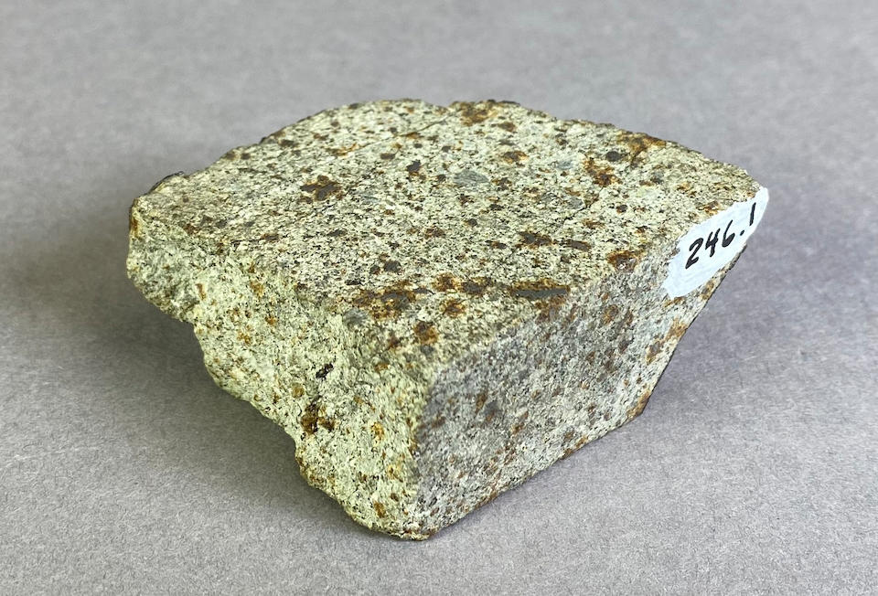 Wold Cottage--A Chondrite Fragment that fell in 1795
