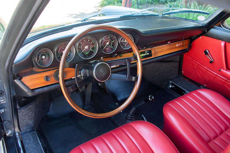 1966 Porsche 911  Chassis no. 303066 Engine no. 903296