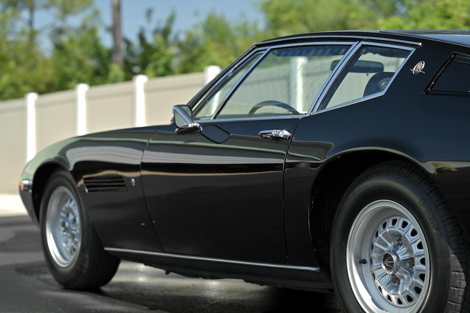 1972 Maserati Ghibli 4.9 SS   Chassis no. AM115/49*2316* Engine no. AM115/49*2316*