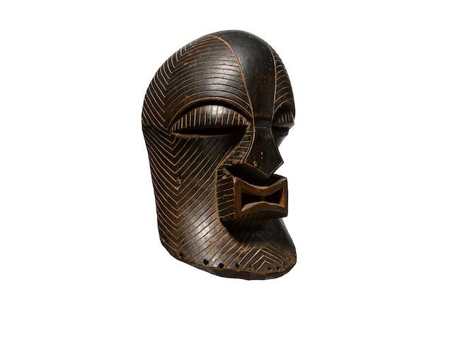 Luba Songye Mask, Democratic Republic of the Congo