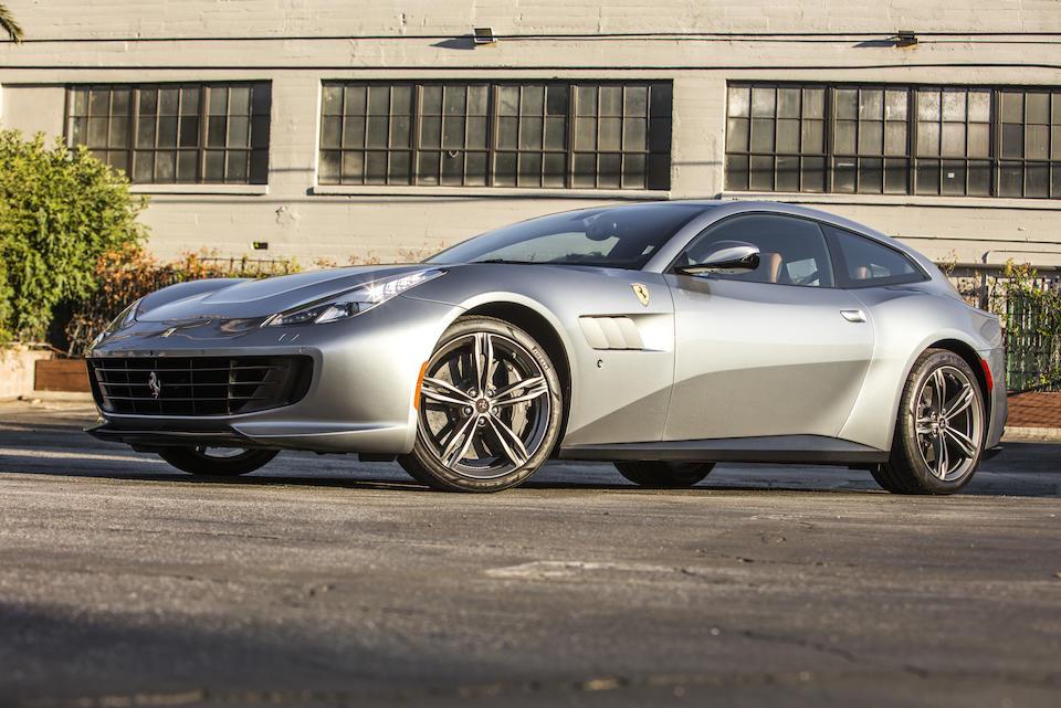 <b>2017  Ferrari  GTC4 Lusso</b><br /> VIN: ZFF82WNA6H0224081 Engine no. 224081